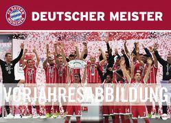 FC Bayern München Edition – Kalender 2019 von Heye