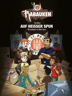 FC St. Pauli Rabauken von Blase,  Tina, Lauer,  Meik