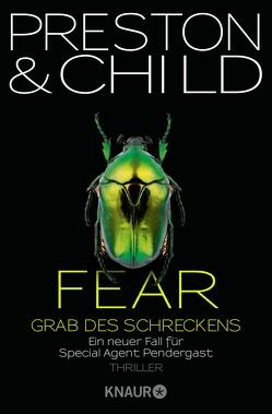 Fear – Grab des Schreckens von Benthack,  Michael, Child,  Lincoln, Preston,  Douglas