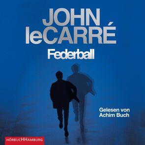 Federball von Buch,  Achim, Carré,  John le, Torberg,  Peter