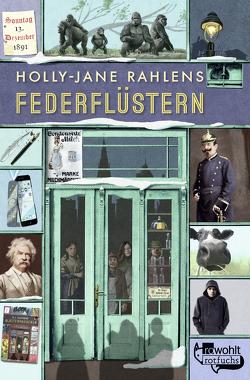 Federflüstern von Ernst,  Alexandra, Rahlens,  Holly-Jane