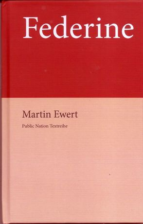 Federine von Ewert,  Martin