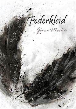 Federkleid – Großdruck von Mecke,  Gina