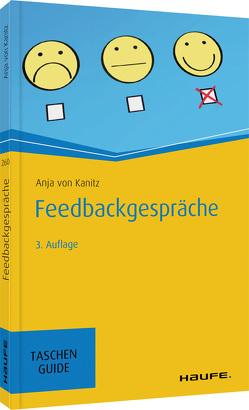 Feedbackgespräche von von Kanitz,  Anja