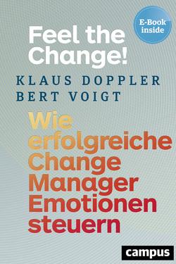 Feel the Change! von Doppler,  Klaus, Voigt,  Bert