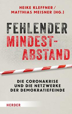 Fehlender Mindestabstand von Kleffner,  Heike, Meißner,  Matthias