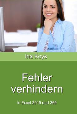 Fehler verhindern von Ina,  Koys