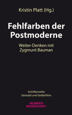 Fehlfarben der Postmoderne von Platt,  Kristin