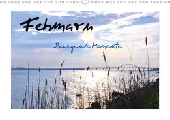 Fehmarn – Bewegende Momente (Wandkalender 2021 DIN A3 quer) von Giesecke,  Petra