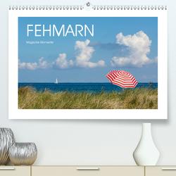 FEHMARN – Magische Momente (Premium, hochwertiger DIN A2 Wandkalender 2020, Kunstdruck in Hochglanz) von Stephan Rech,  Naturfotografie