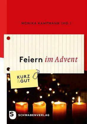 Feiern im Advent von Kampmann,  Monika