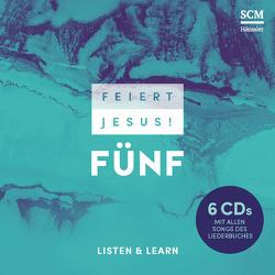 Feiert Jesus! 5 – Listen and Learn von Müller,  Philip