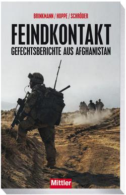 Feindkontakt von Brinkmann,  Sascha, Hoppe,  Joachim, Schroeder,  Wolfgang