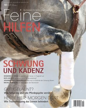 Feine Hilfen, Ausgabe 10 von Cadmos Verlag