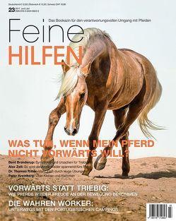 Feine Hilfen, Ausgabe 23 von Cadmos Verlag