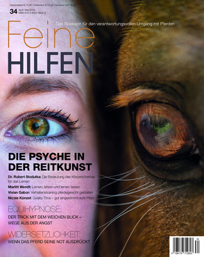 Feine Hilfen, Ausgabe 34 von Cadmos Verlag