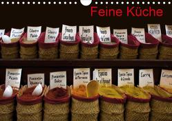 Feine Küche (Wandkalender 2020 DIN A4 quer) von Ange