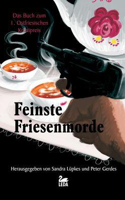 Feinste Friesenmorde von Gerdes,  Peter, Lüpkes,  Sandra