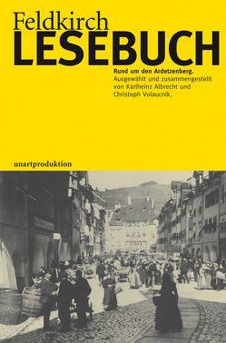 Feldkirch Lesebuch, II. Auflage von Albrecht,  Karlheinz, Christoph,  Volaucnik