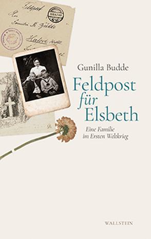 Feldpost für Elsbeth von Budde,  Gunilla