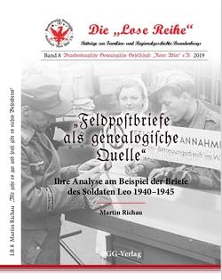 Feldpostbriefe als genealogische Quelle von Richau,  Martin