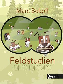 Feldstudien auf der Hundewiese von Bekoff,  Marc