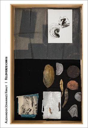 Feldverzeichnis von Kraut,  Alexander Johannes
