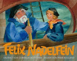 Felix Nadelfein von Böttcher,  Cordelia, Rugland,  Peer