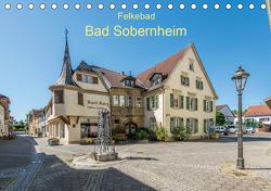 Felkebad Bad Sobernheim (Tischkalender 2021 DIN A5 quer) von Hess,  Erhard