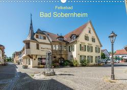 Felkebad Bad Sobernheim (Wandkalender 2021 DIN A3 quer) von Hess,  Erhard