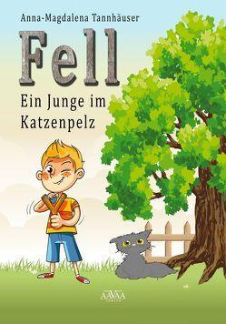 Fell – Großdruck von Tannhäuser,  Anna-Magdalena