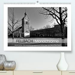 Fellbach Monochrome (Premium, hochwertiger DIN A2 Wandkalender 2020, Kunstdruck in Hochglanz) von Eisold,  Hanns-Peter