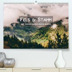 Fels und Stamm – Der Hochschwarzwald in Bildern (Premium, hochwertiger DIN A2 Wandkalender 2020, Kunstdruck in Hochglanz) von Trefoil,  Simeon
