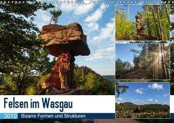 Felsen im Wasgau (Wandkalender 2019 DIN A3 quer) von Jordan,  Andreas