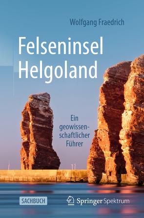 Felseninsel Helgoland von Fraedrich,  Wolfgang