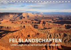 Felslandschaften (Tischkalender 2019 DIN A5 quer) von und Udo Klinkel,  Ellen