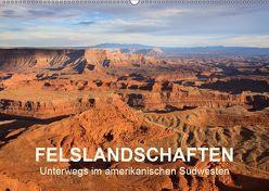 Felslandschaften (Wandkalender 2019 DIN A2 quer) von und Udo Klinkel,  Ellen