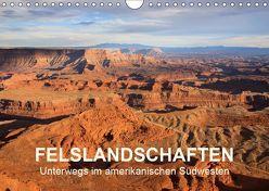 Felslandschaften (Wandkalender 2019 DIN A4 quer) von und Udo Klinkel,  Ellen