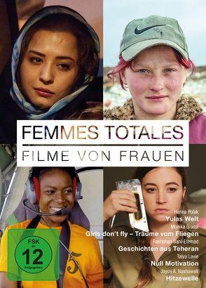 Femmes Totales Box von Bani-Etemad,  Rakhshan, Grassl,  Monika, Lavie,  Talya, Nashawati,  Joyce A., Polak,  Hanna