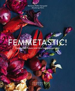 Femmetastic! von Essrich,  Ricarda, Iga Pérès,  Klaudia, Pfeffer Gjengedal,  Marianne, Stilzebach,  Daniela