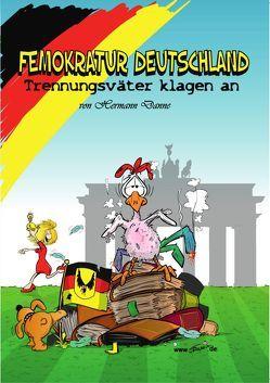 Femokratur Deutschland von Danne,  Hermann