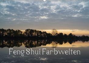 Feng Shui Farbwelten (Wandkalender 2018 DIN A2 quer) von Teßen,  Sonja