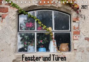 Fenster und Türen (Tischkalender 2021 DIN A5 quer) von SchnelleWelten