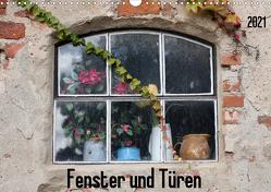 Fenster und Türen (Wandkalender 2021 DIN A3 quer) von SchnelleWelten