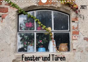Fenster und Türen (Wandkalender 2021 DIN A4 quer) von SchnelleWelten