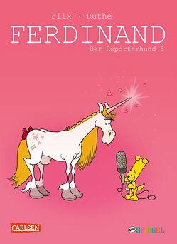 Ferdinand 5 von Flix, Ruthe,  Ralph