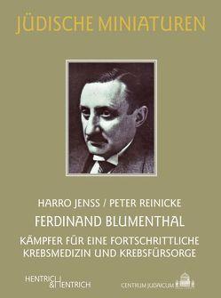 Ferdinand Blumenthal von Jenss,  Harro, Reinicke,  Peter