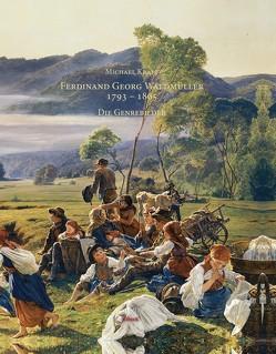 Ferdinand Georg Waldmüller 1793 – 1865 von Krapf,  Michael