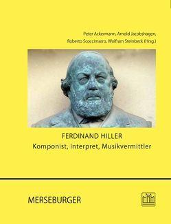Ferdinand Hiller von Ackermann,  Peter, Jacobshagen,  Arnold, Scoccimarro,  Roberto, Steinbeck,  Wolfram