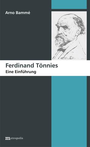 Ferdinand Tönnies von Bammé,  Arno
